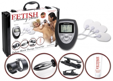 Fetish Fantasy Shock Therapy Travel Kit