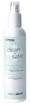 Joy Division Clean & Safe 200ml