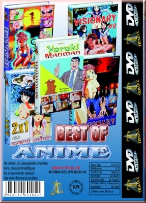 60182 - Best Of Anime (FSK-18)